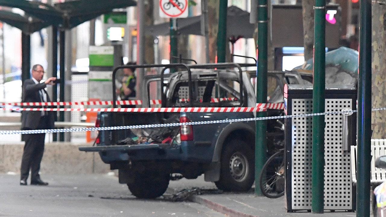 Australia cops eye terrorism in stabbing rampage leaving 1 dead, 2 injured