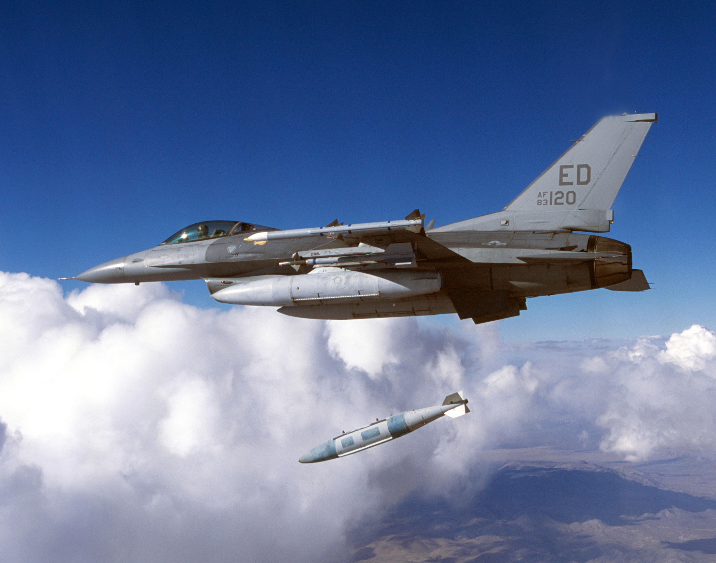 Air Force Fast-tracks New Deep Strike Bunker Buster Bomb