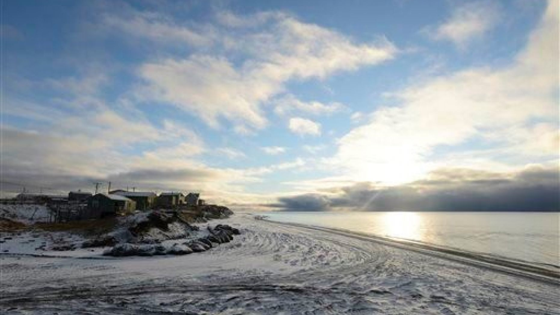 Alaskan city loses daylight, descends into 65-day period of 'constant darkness'