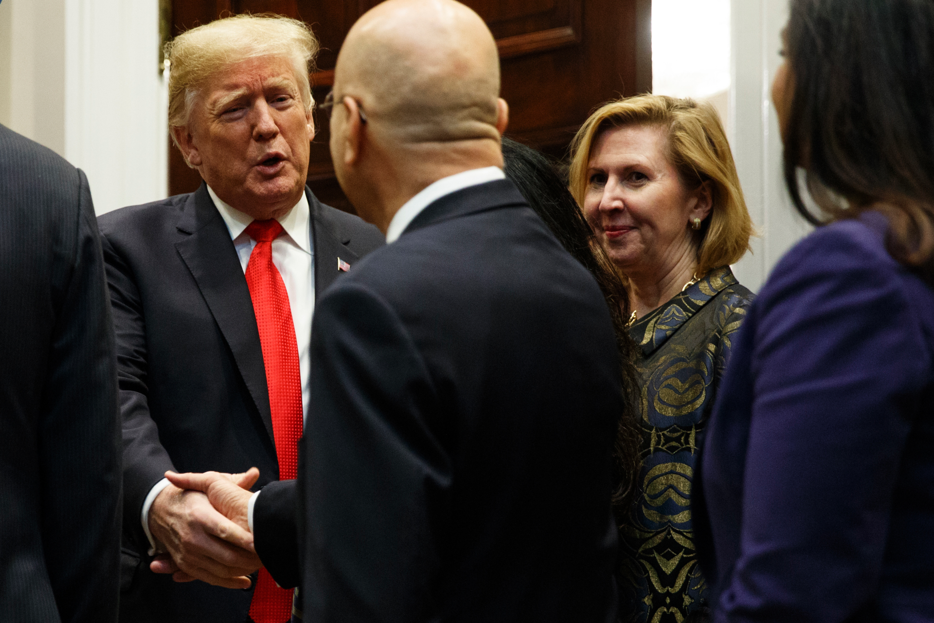 Mira Ricardel, the Bolton deputy ousted after spat with Melania Trump, up for top Pentagon job