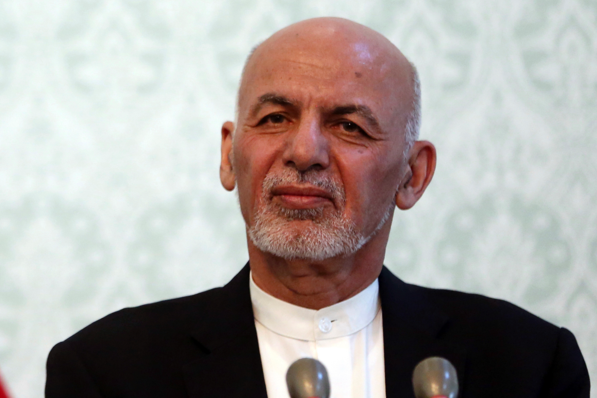 Afghan President Ghani flees, US Embassy lowers American flag with Taliban takeover nearly complete