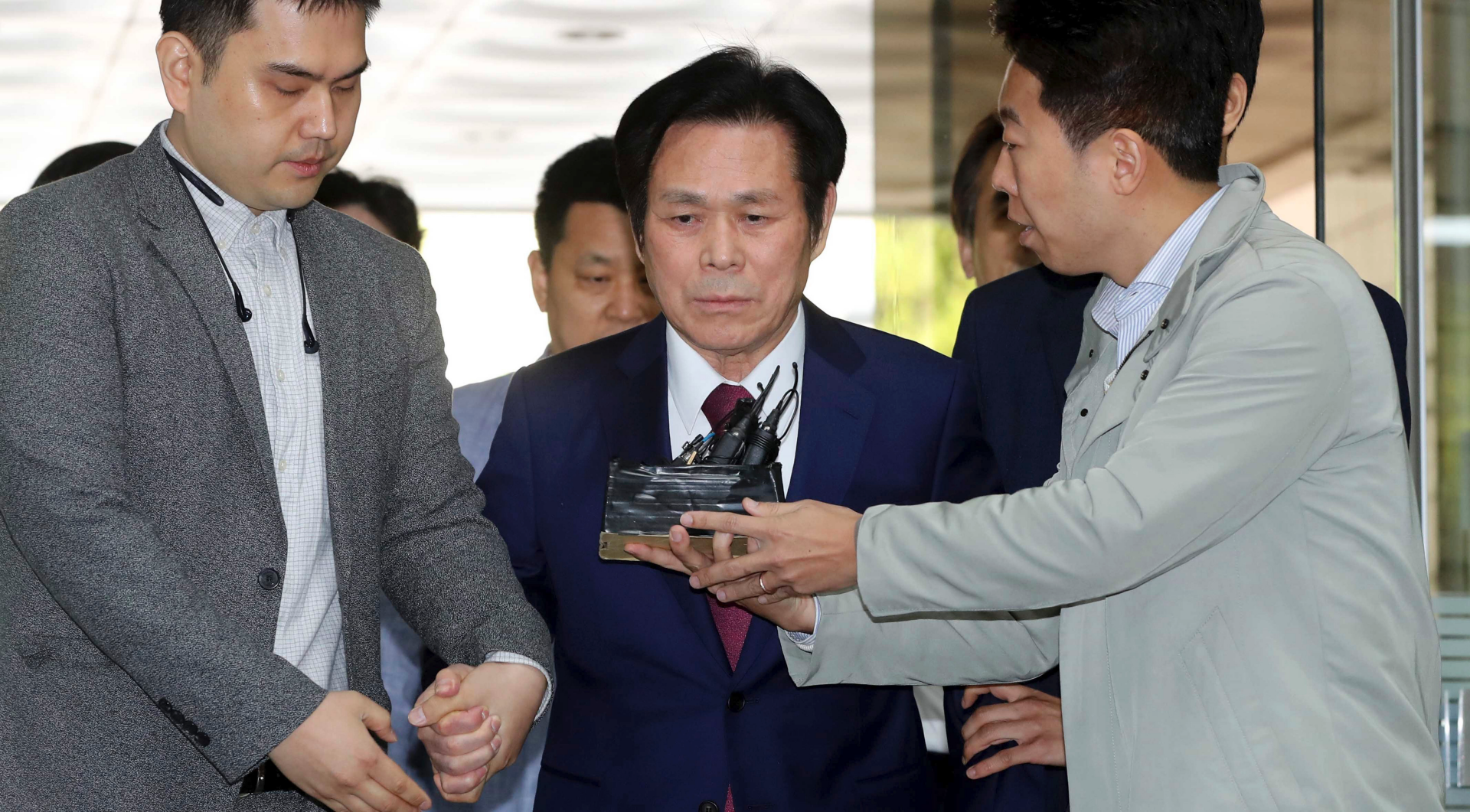 S. Korea pastor gets 15-year jail term for raping followers