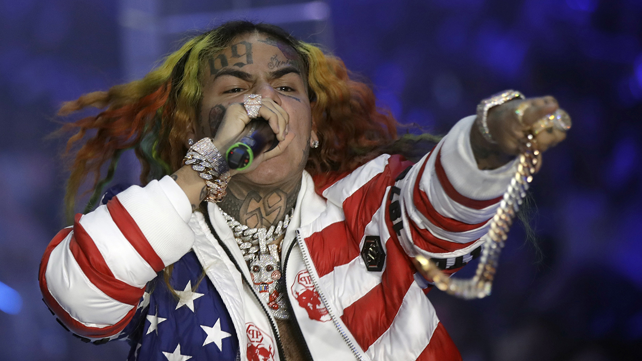 Rapper Tekashi 6ix9ine's mom says son has a 'big heart,' begs judge to 'have mercy' ahead of sentencing