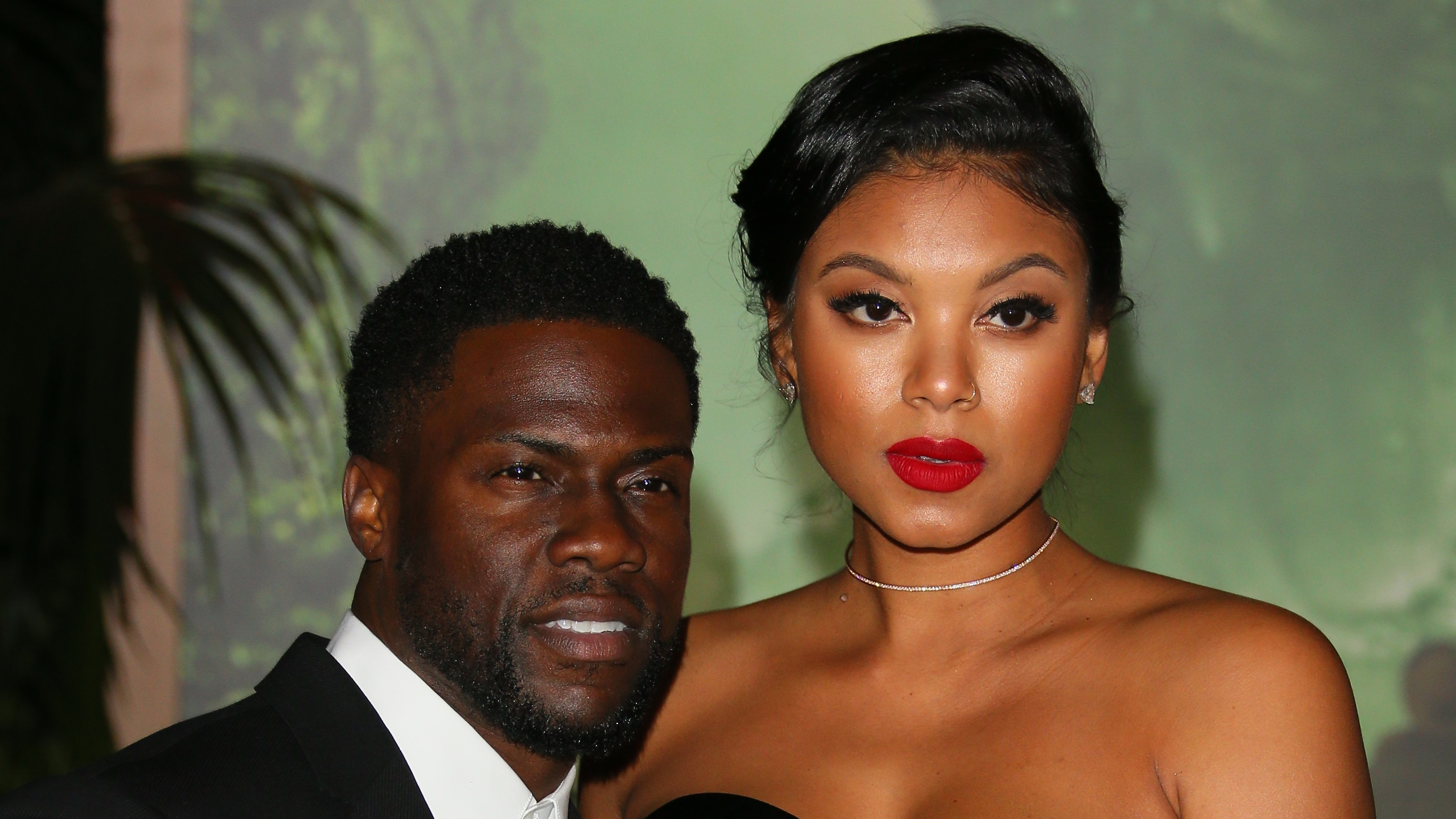 Kevin Hart, Eniko Parrish slammed for son's 'Cowboys and Indians'-themed birthday party thumbnail