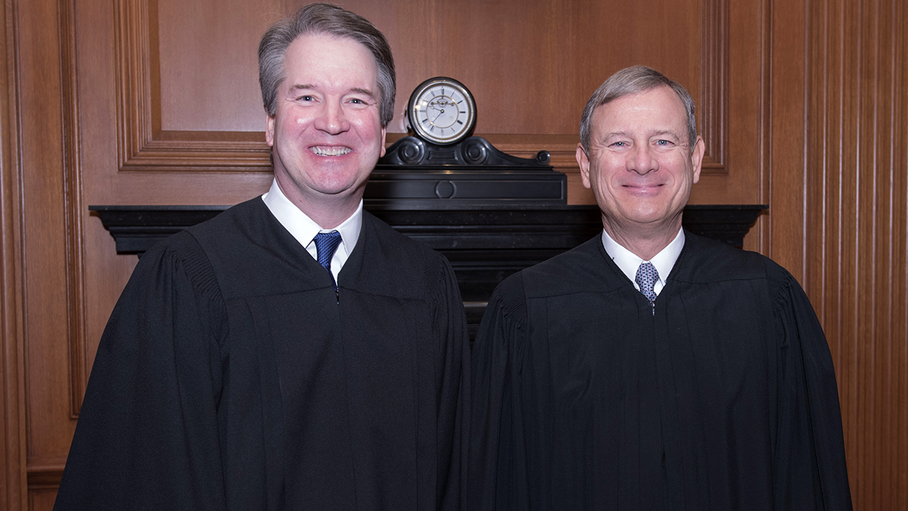 Roberts joins Supreme Court's liberal wing in striking down Louisiana abortion law