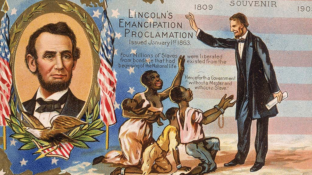 Texas students to be taught slavery played 'central role' in Civil War