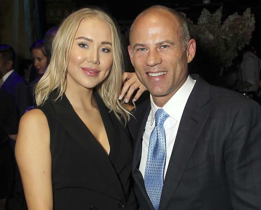 Avenatti...The gift that keeps on giving