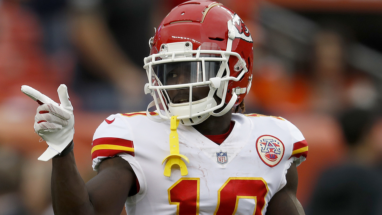 Westlake Legal Group NFL-Tyreek-Hill Kansas City Chiefs' Tyreek Hill reportedly loses custody of son amid abuse investigation Ryan Gaydos fox-news/us/crime fox-news/sports/nfl/kansas-city-chiefs fox-news/sports/nfl fox news fnc/sports fnc article 41d8948d-ab3e-5ad6-8592-c319a1a703e5