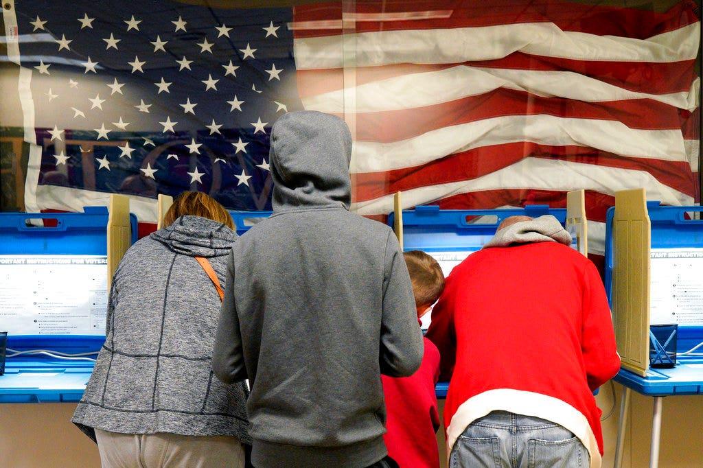 Westlake Legal Group Vote110618 Liz Peek: To triumph in 2020, Republicans will need to win over millennials – Here's how to do it Liz Peek fox-news/politics/regulation/environment fox-news/politics/elections/republicans fox-news/politics/2020-presidential-election fox-news/politics fox-news/opinion fox news fnc/opinion fnc article 14f7723a-2490-5b8f-8b55-ba3f2254c587