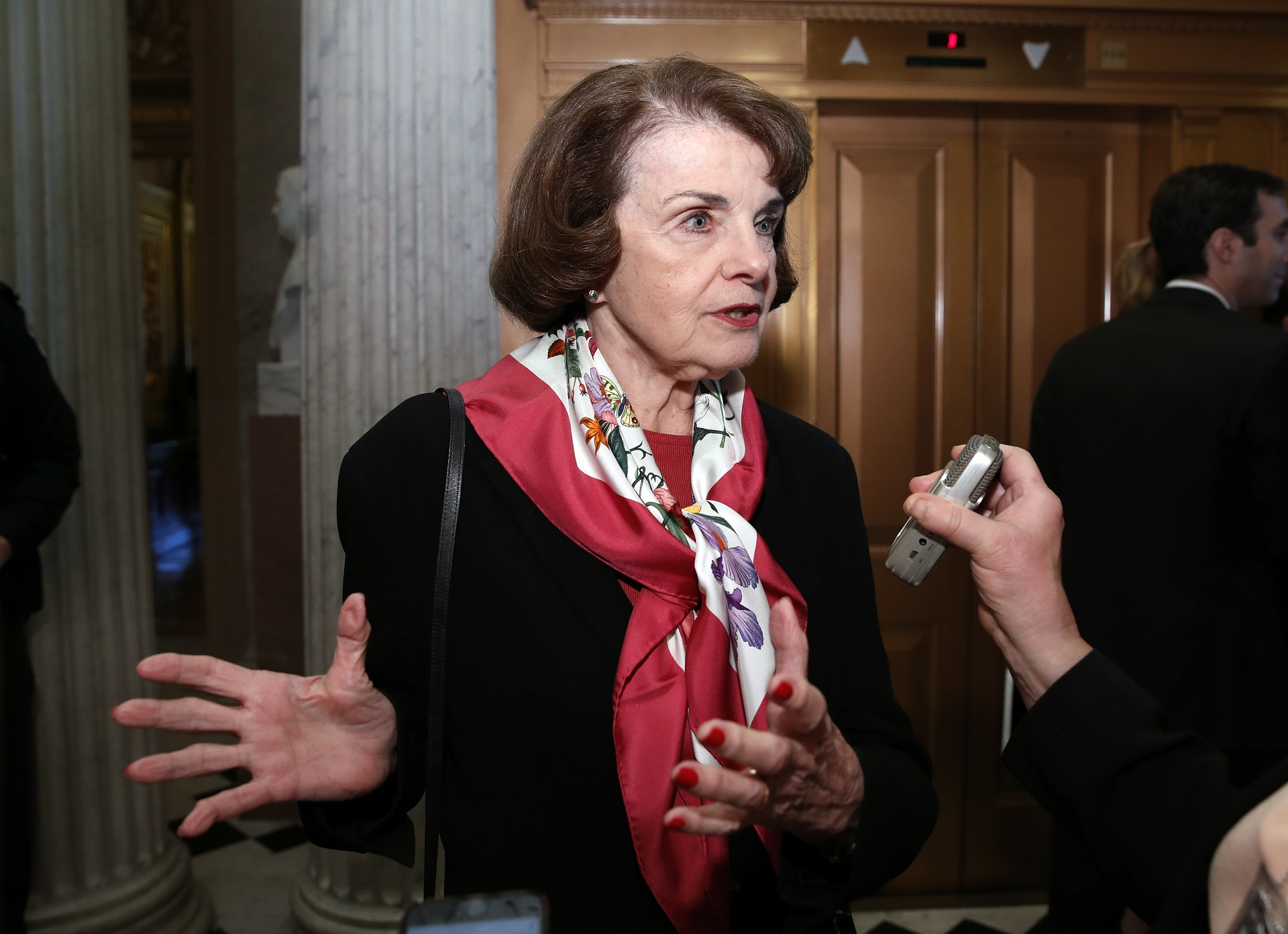FBI, media give Feinstein a pass for her spy scandal, but attack Trump with no justification