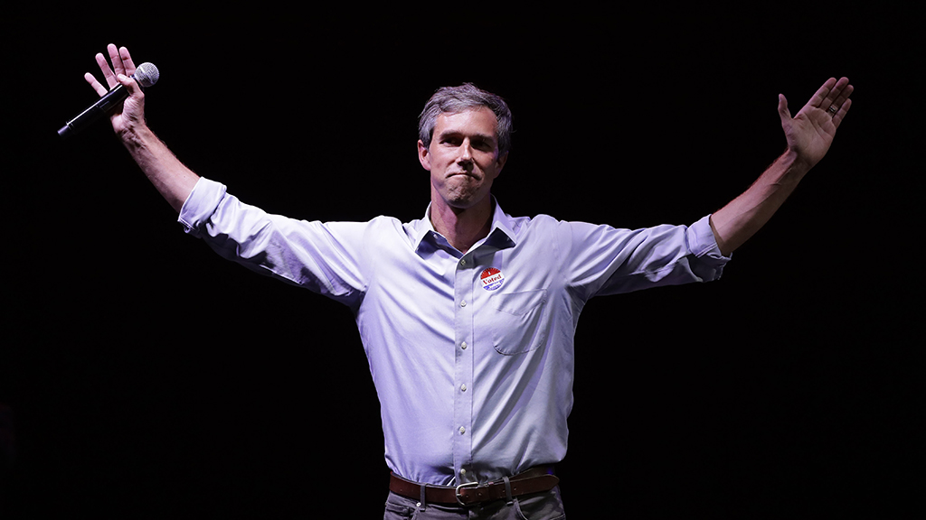 Beto O'Rourke set to sit down with Oprah next month