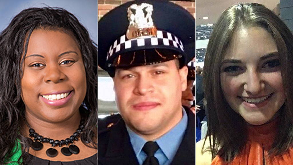 Chicago hospital shooting that left officer, doctor dead came after fight over ring, 'broken engagement': reports