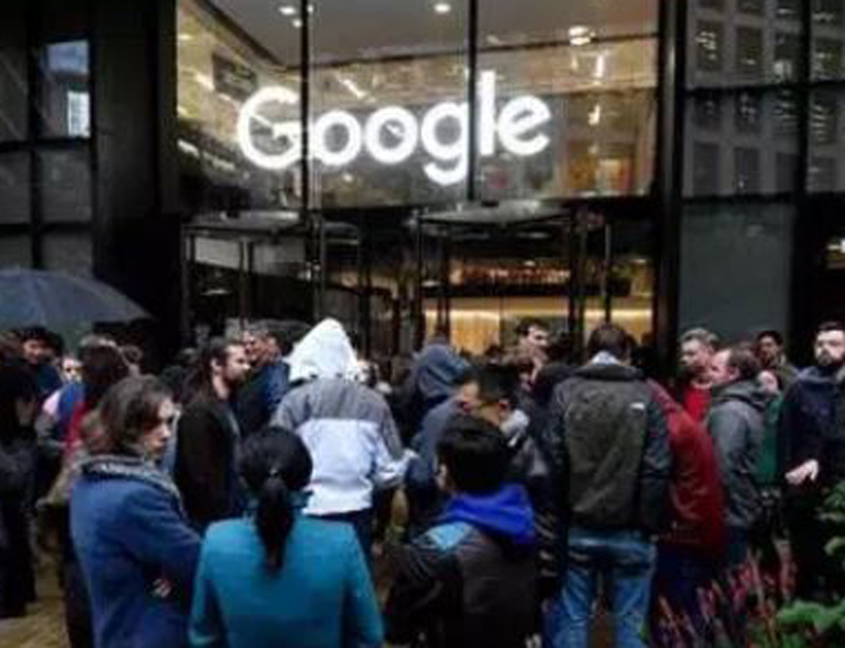Google Vendors, Temps and Contract Workers Demand Higher Pay, More Respect