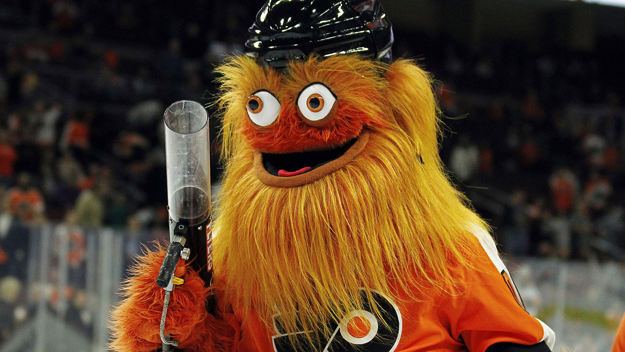 Westlake Legal Group gritty-cropped Philadelphia Flyers mascot Gritty accused of punching teen at season ticket holders' event Ryan Gaydos fox-news/sports/nhl/philadelphia-flyers fox-news/sports/nhl fox news fnc/sports fnc ffafc8a8-91e2-5b87-9fa1-58ace92f70d8 article