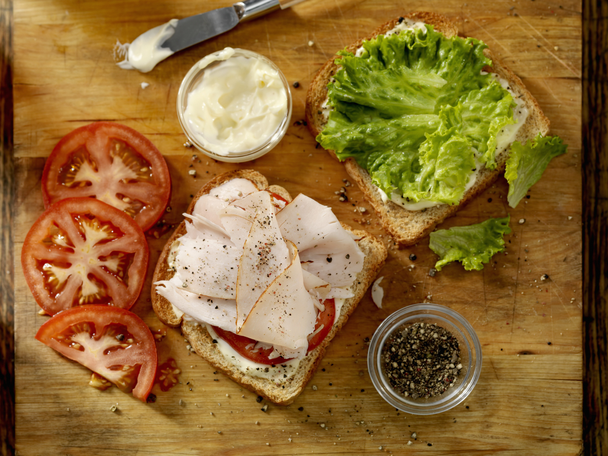 Cafe's 'stupid' deconstructed ham sandwich prompts backlash online