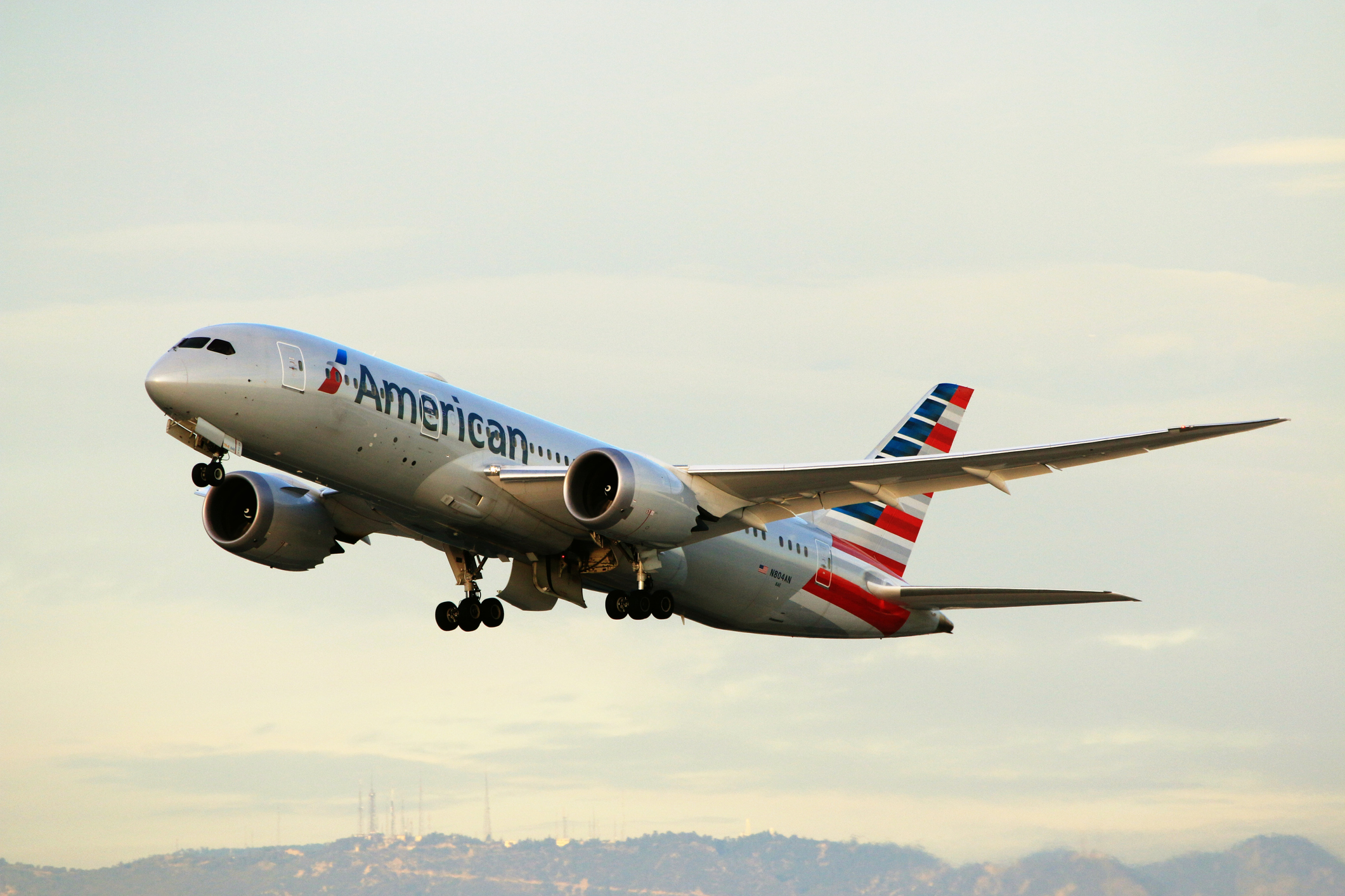 Five American Airlines staffers hospitalized after noticing 'odor' on plane