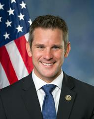 Rep. Adam Kinzinger calls for strikes against Iran