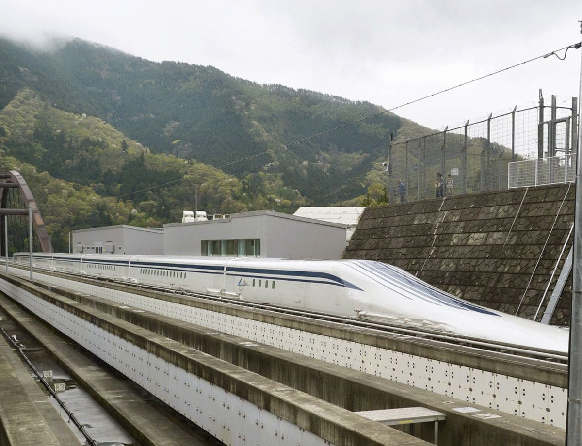 Incredible 311-mph Maglev Train Station Could Transform DC, Would Make Trip to Baltimore in 15 Minutes