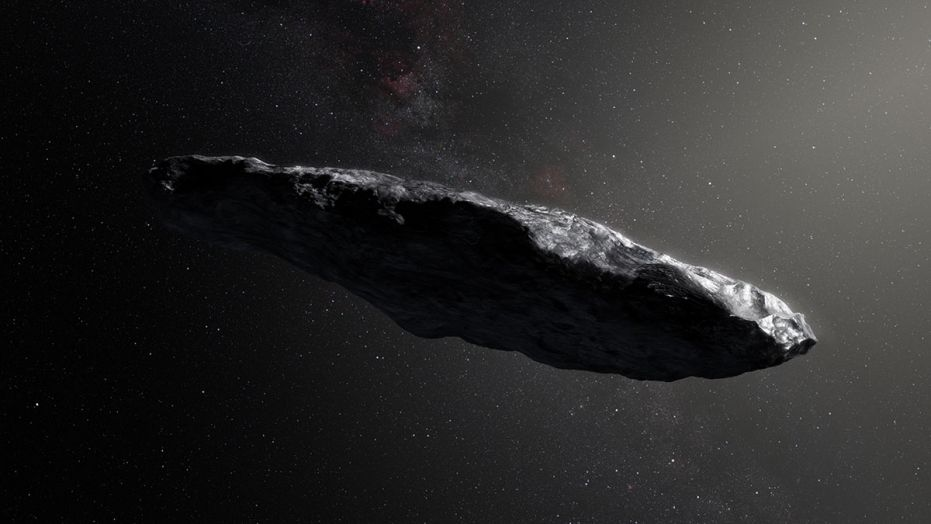 Mysterious interstellar object could be 'lightsail' sent from another civilization
