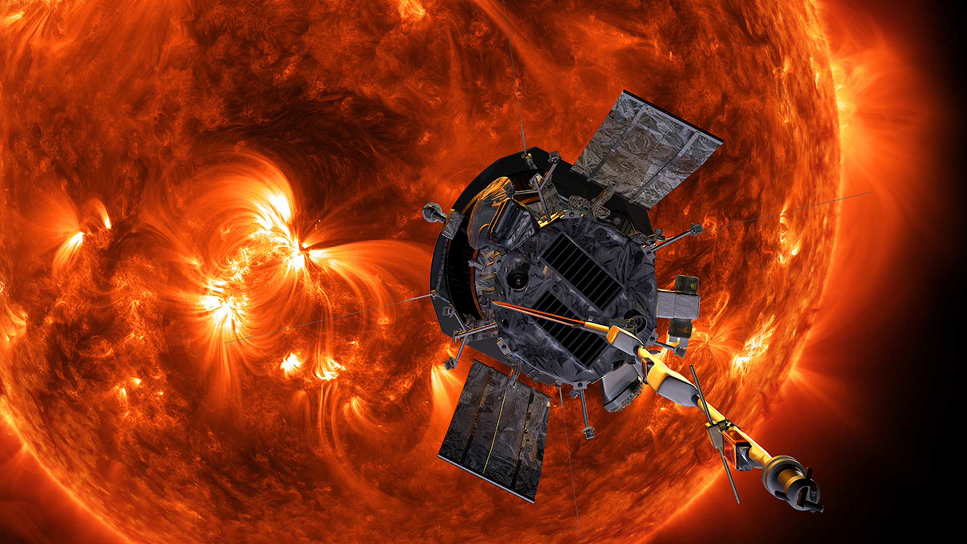 NASA's Parker Solar Probe has 'succeeded' after it whizzed past the Sun for the first time