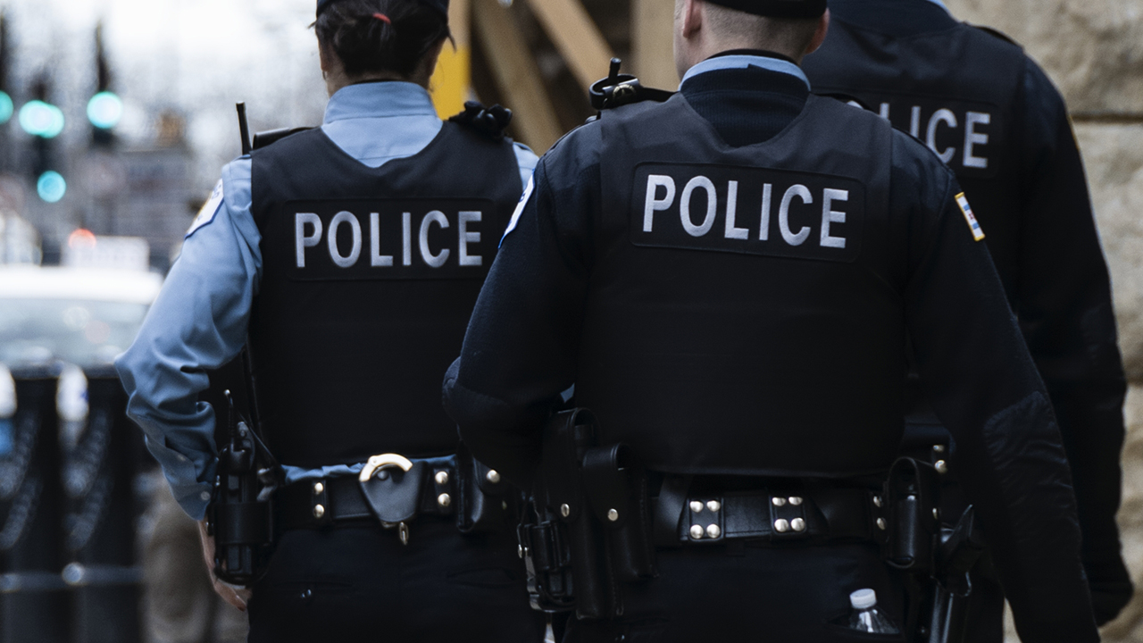 Massachusetts rally honors fallen police officers to combat anti-police staffing problems