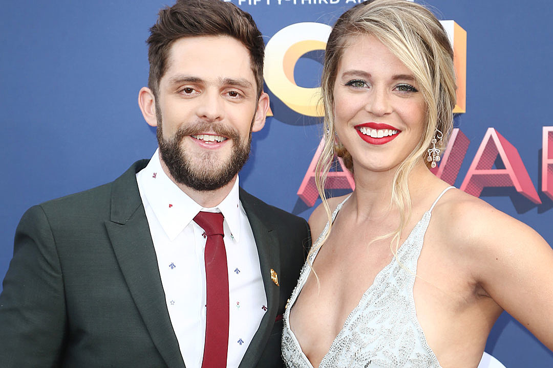 Thomas Rhett, Lauren Akins condemn racial injustice amid George Floyd unrest, show love for adopted daughter - fox