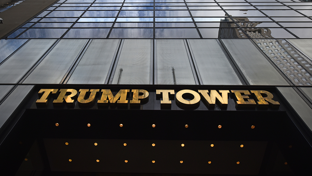 $353,000 in jewelry reportedly stolen from apartments in Trump Tower