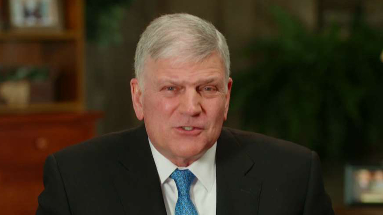 After Facebook Apologizes for Ban, Franklin Graham Says Tech Giant Should Have Standard Based on 'God's Word'