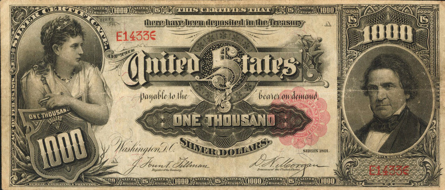Extremely rare 'unicorn' of US paper money expected to sell for $3 million