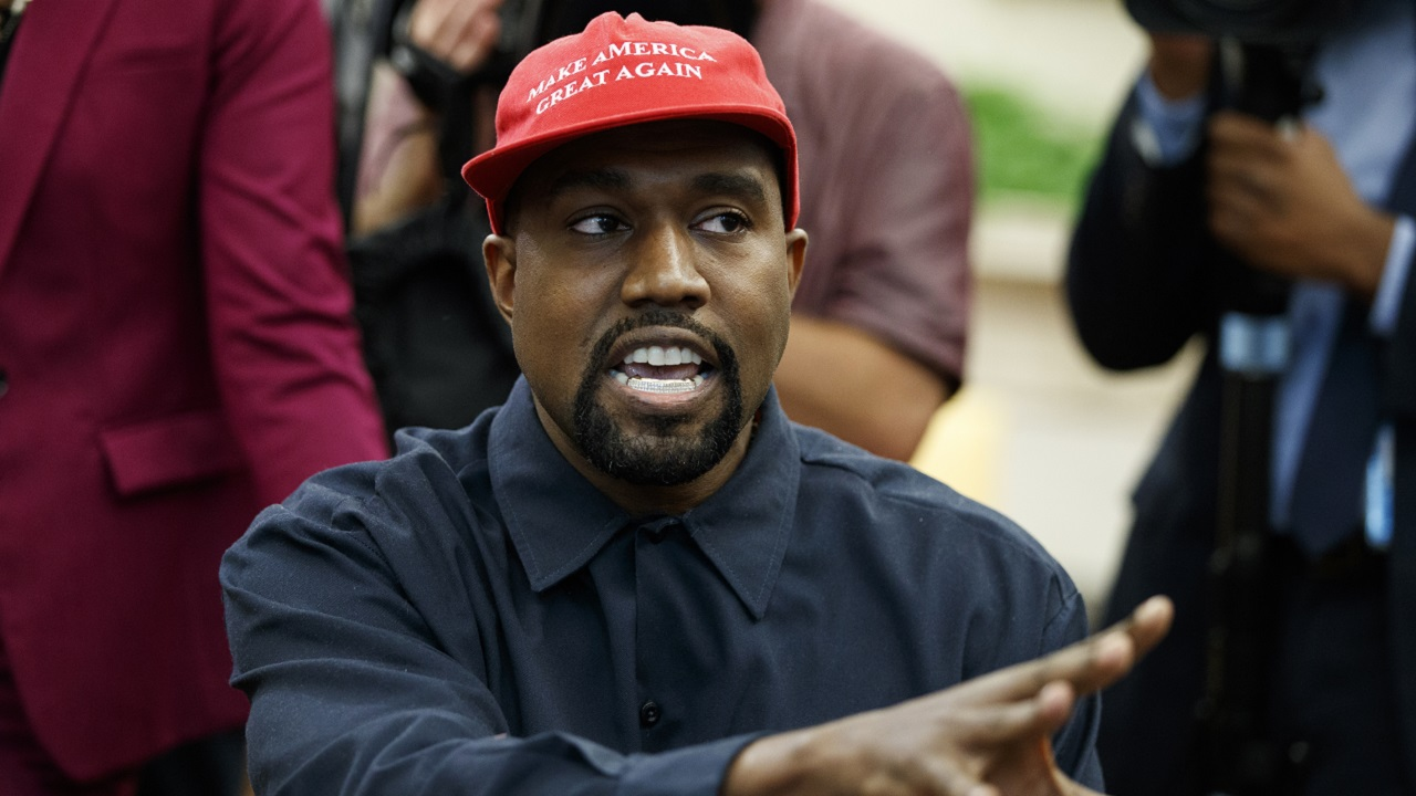 Westlake Legal Group AP18343293936295 Kanye West tells Letterman public 'completely bullied' by media to 'think certain things' Joseph Wulfsohn fox-news/person/kanye-west fox-news/person/donald-trump fox-news/entertainment/media fox-news/entertainment fox news fnc/entertainment fnc article 9f547cbc-19aa-544e-999d-9ea2a64694b6