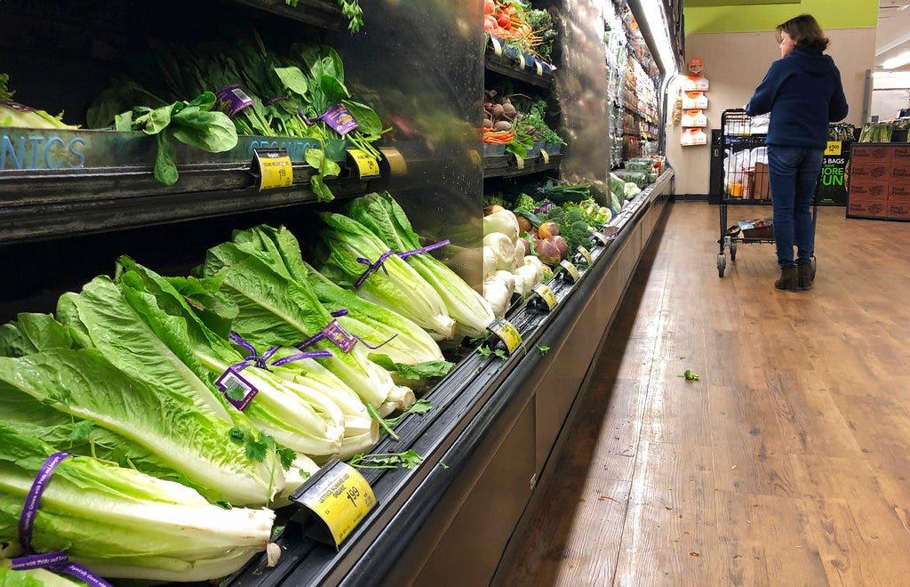 California farm linked to romaine lettuce E.coli outbreak recalls additional produce