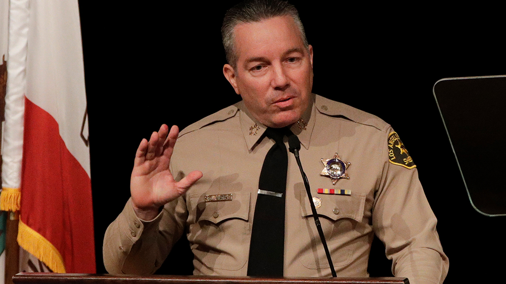 Westlake Legal Group Alex-Viallanueva-AP Los Angeles County sheriff blasts lawmakers over $145M budget cut: 'We are not some outside occupying force' Yael Halon fox-news/us/los-angeles fox-news/us/crime/police-and-law-enforcement fox-news/shows/hannity fox-news/media/fox-news-flash fox news fnc/media fnc ea97f9fb-e53c-5fac-bfaa-44a26be0d124 article