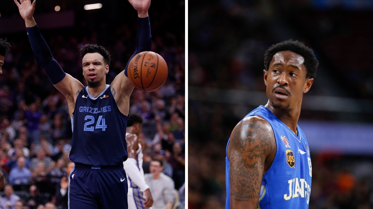NBA trade crumbles after teams confuse 2 players named Brooks, report says