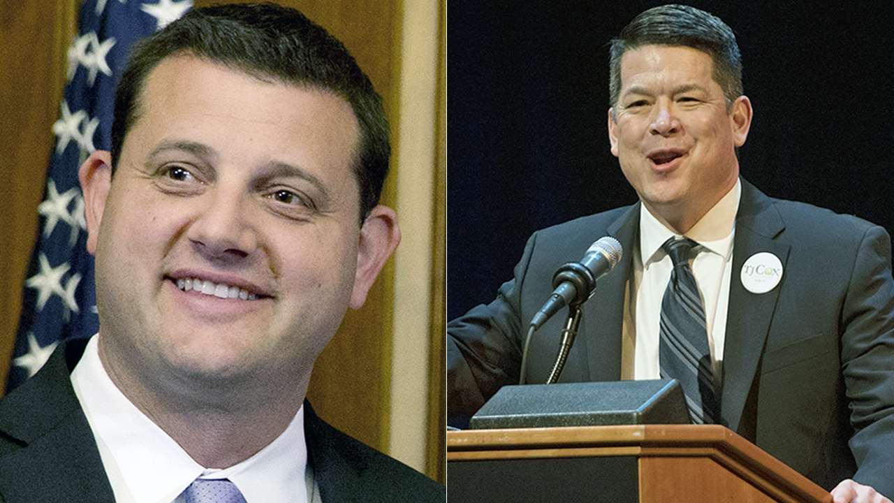 Republican Rep. David Valadao concedes to Dem TJ Cox in California House race
