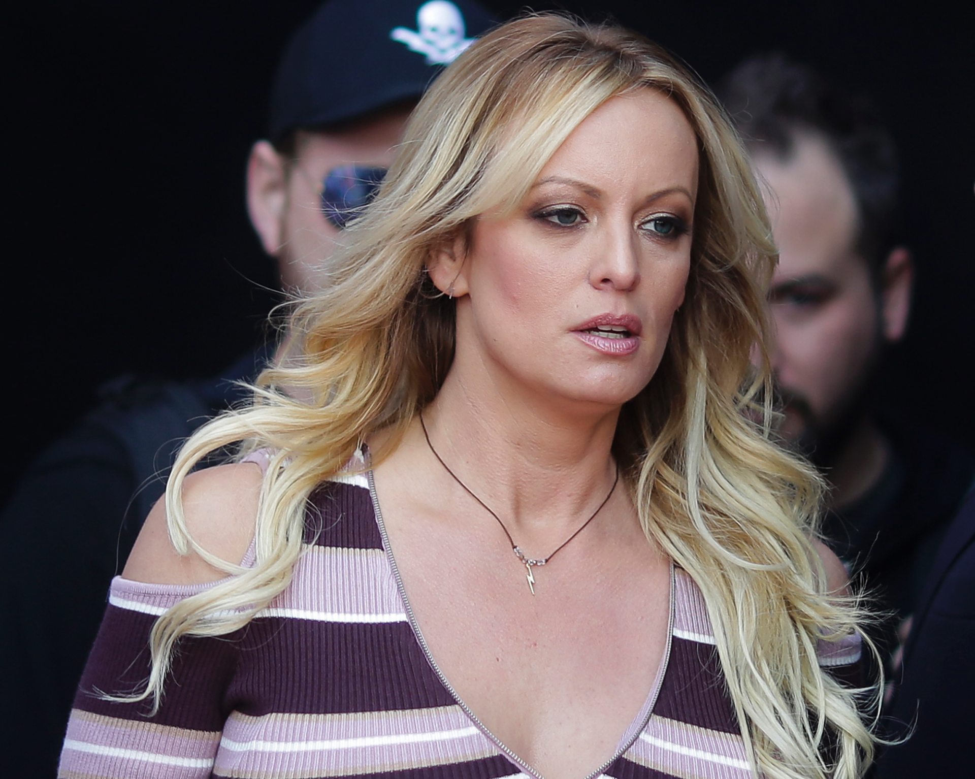 Stormy Daniels' Twitter Handle Vanishes