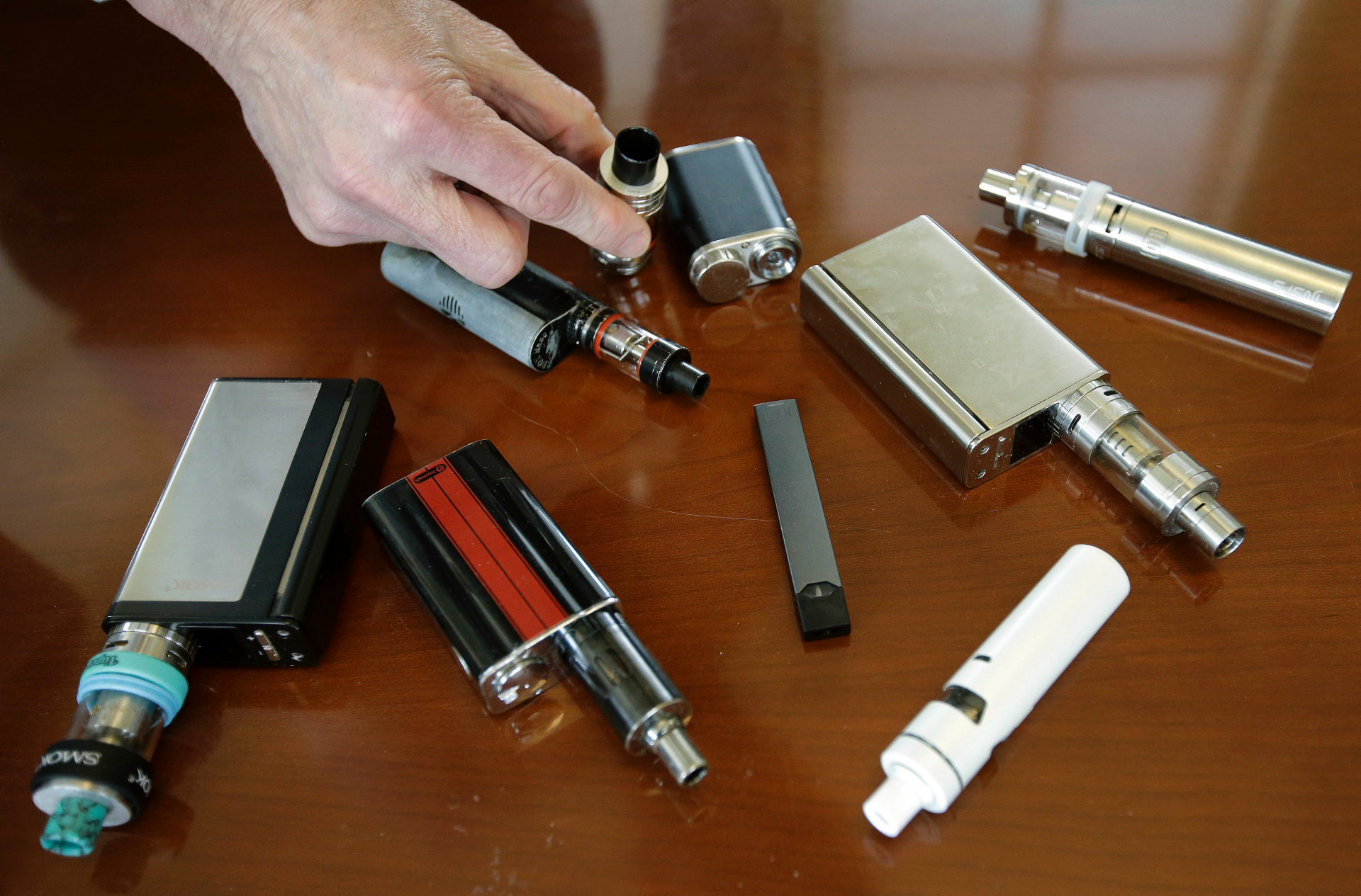 Westlake Legal Group ContentBroker_contentid-fd4cbecc226d458f931a2c68b1133f5e San Francisco may become first US city to ban sales of e-cigarettes fox-news/politics/judiciary/state-and-local fox-news/health/respiratory-health/stop-smoking fox news fnc/health fnc article 4ac0b859-f379-51f2-adc1-1e64af55ed36