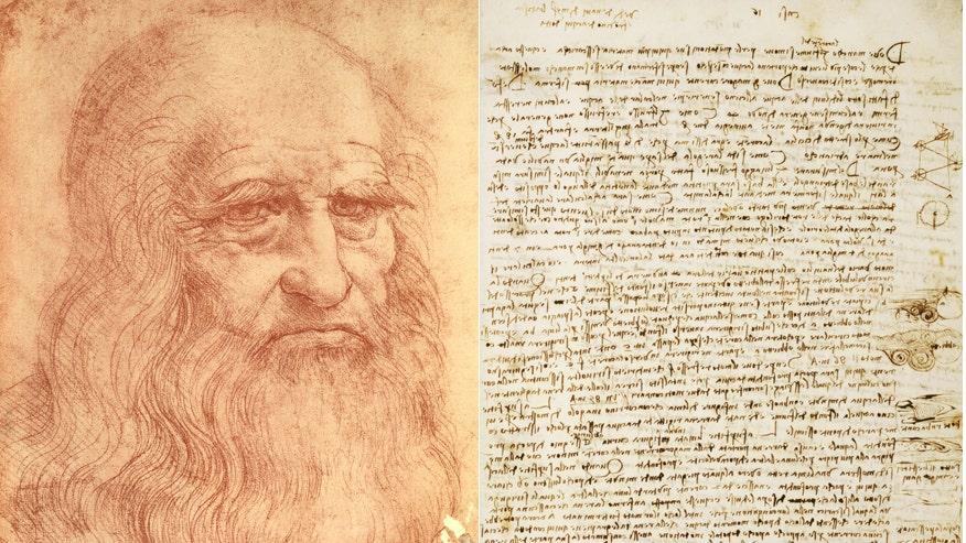 British Library set to reveal real-life 'Da Vinci code'