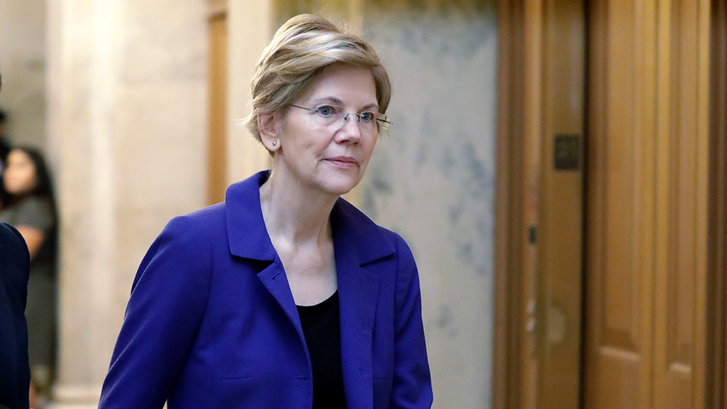 Boston Globe Editorial Board: Elizabeth Warren should think carefully about run against Trump
