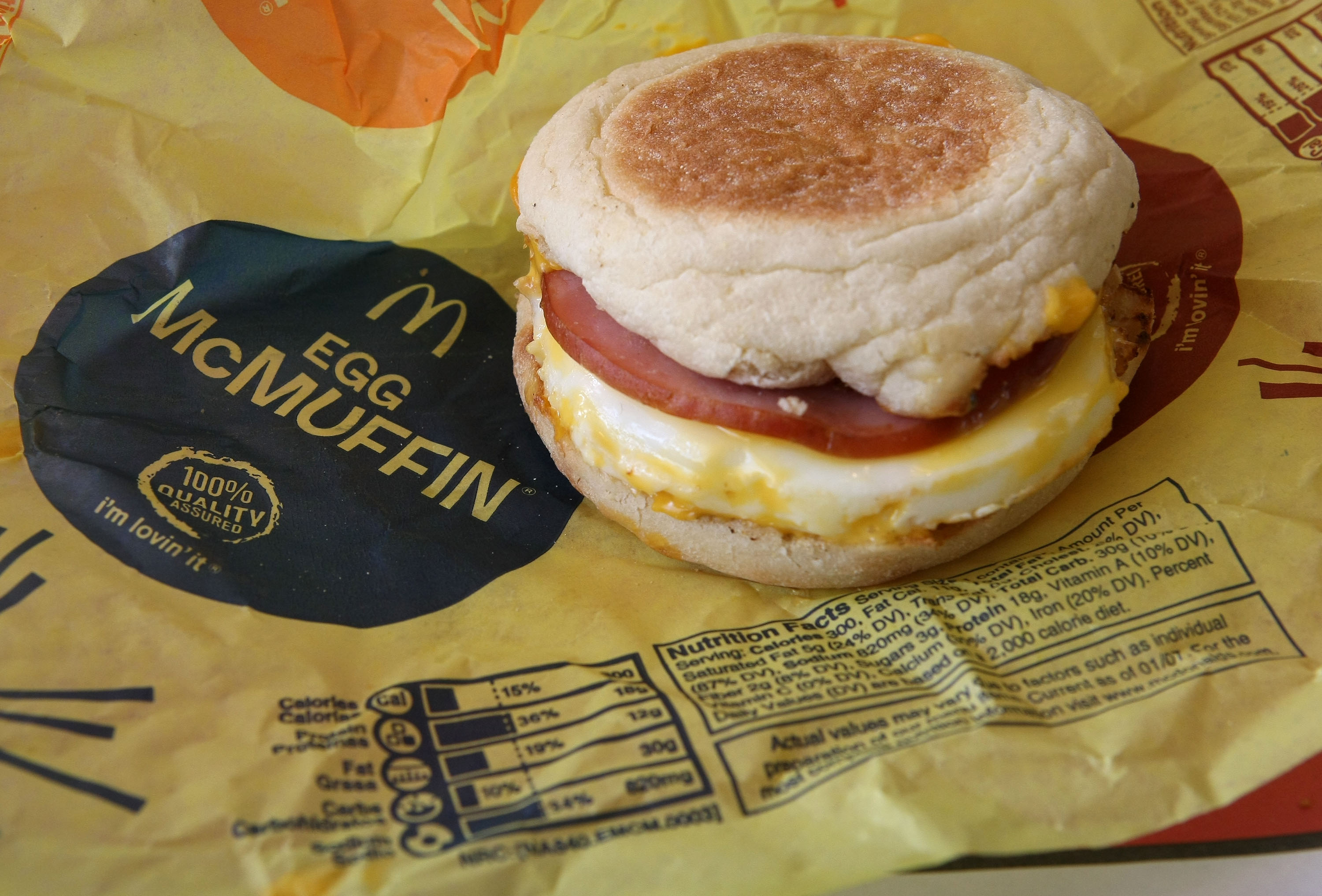 Why McDonald's almost didn't want the Egg McMuffin on its menu