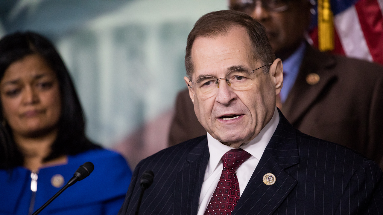 Nadler proposes Senate expand number of SCOTUS justices if Dems win election