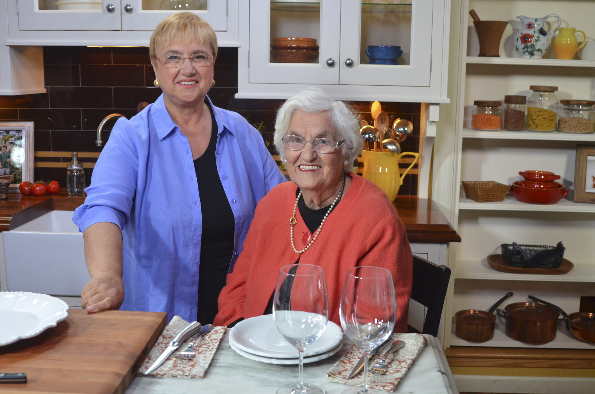 Chef Lidia Bastianich: Let's cherish our seniors this holiday season -- the kitchen's the perfect place to do that