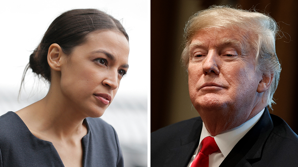 Westlake Legal Group Ocasio-Trump AOC, Trump join list of celebs and social media stars as 'most influential people on the internet' Sam Dorman fox-news/tech/companies/twitter fox-news/tech fox-news/person/donald-trump fox-news/person/alexandria-ocasio-cortez fox-news/entertainment/media fox news fnc/tech fnc article 23cdb4c3-3b24-54d3-ab40-8b13ba214b00