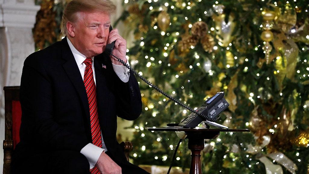 South Carolina girl, 7, who spoke to Trump about Santa says she still believes
