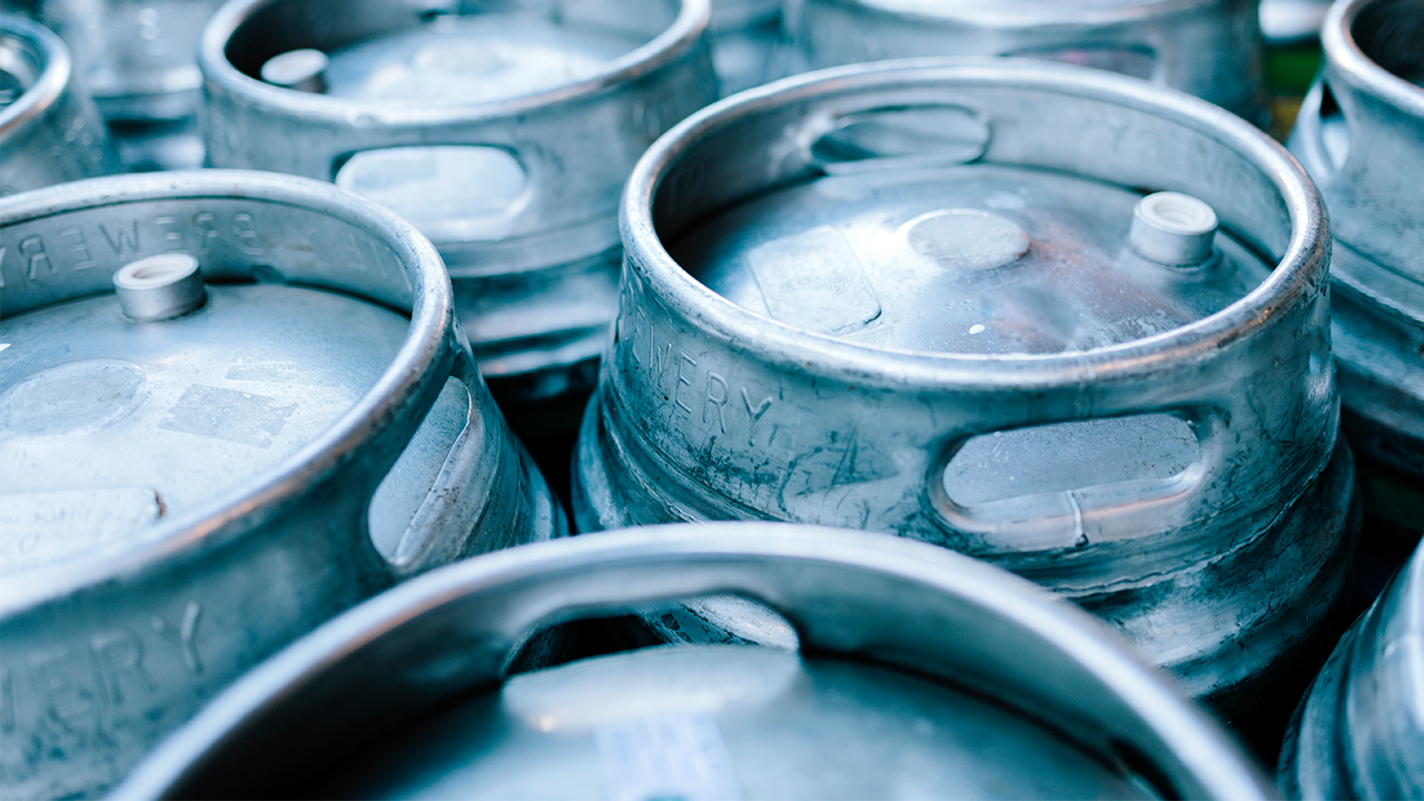 Beer delivery man ran off with truck full of beer, police say