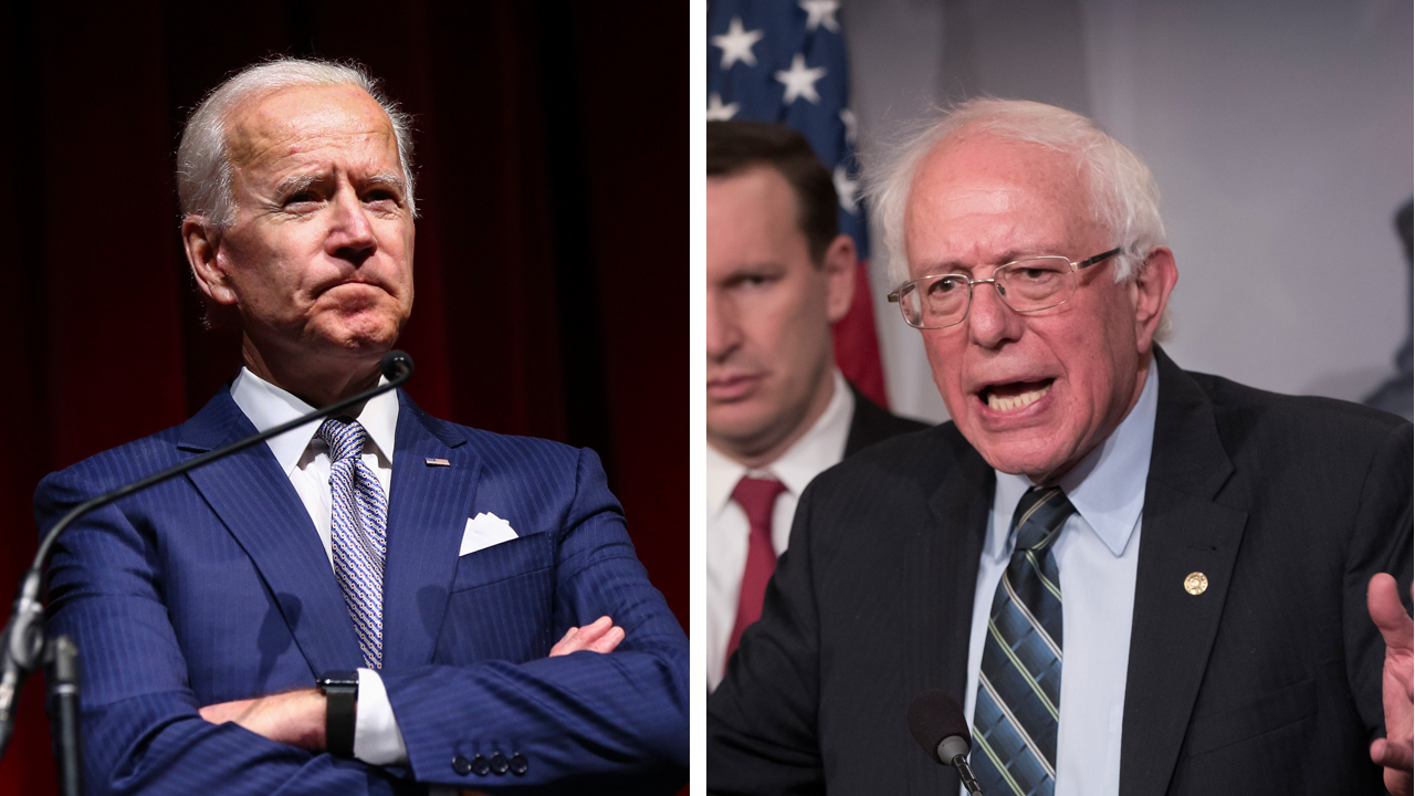 Westlake Legal Group biden-sanders Biden calls out Sanders after supporters reportedly targeted union: 'Find out who the hell they are' Ronn Blitzer fox-news/politics/elections/presidential-primaries fox-news/politics/elections fox-news/person/joe-biden fox-news/person/bernie-sanders fox news fnc/politics fnc article 701fdbef-b817-5e72-b5b1-59f87daca911