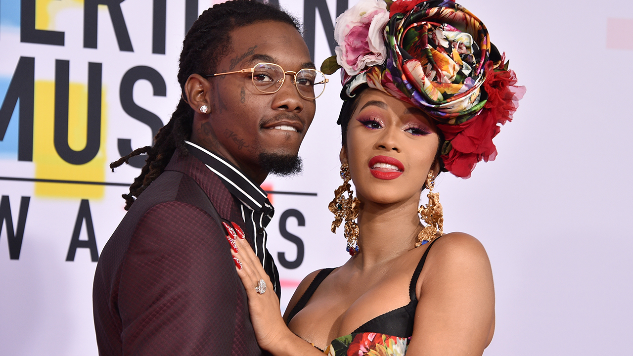 Cardi B, Offset are divorcing because they argue, the rapper says - Fox News
