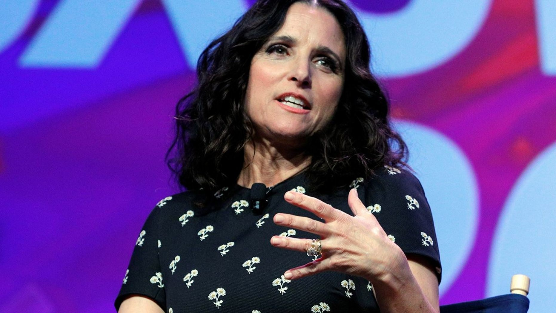 Julia Louis-Dreyfus opens up about her sister's death for first time: 'It was out of the blue'