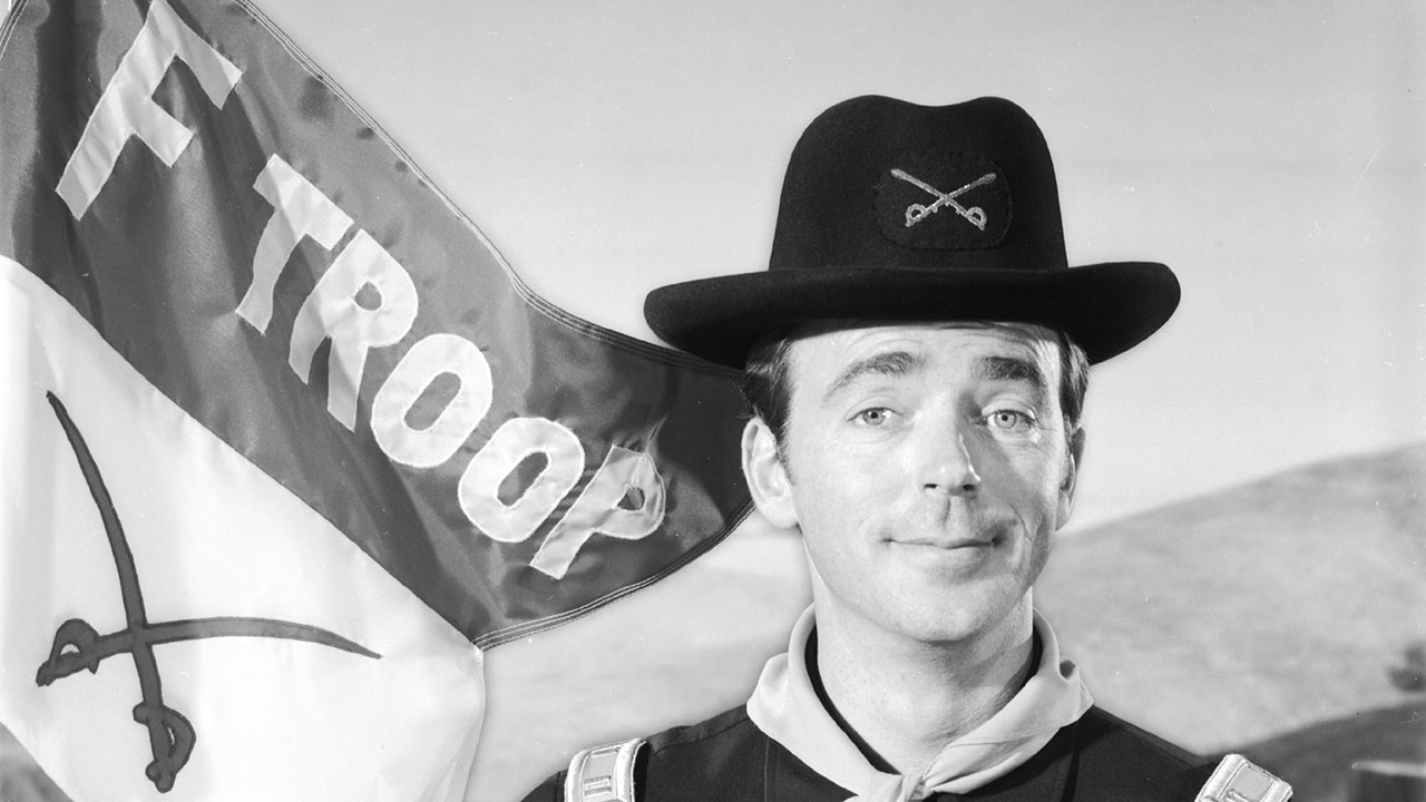 Men Berry, Star of 'F Troop,' dead at 85