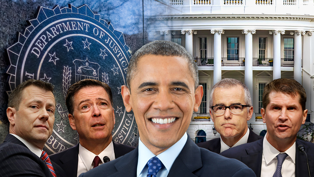 Obama's FBI brass hollowed out, after latest resignation of key official
