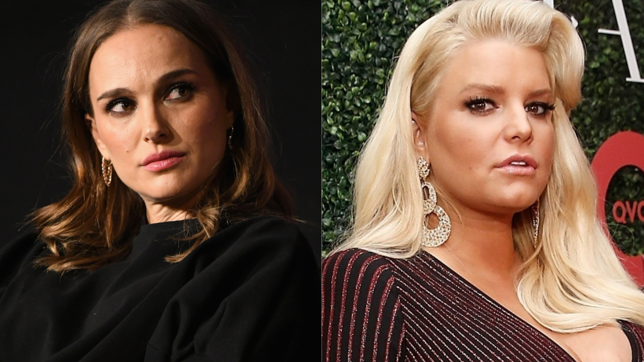 Natalie Portman apologizes to Jessica Simpson after backlash for bikini, virginity comments